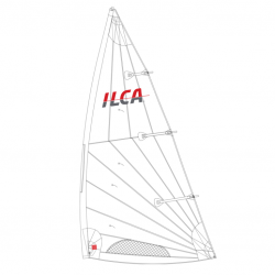 Vela para ILCA 7