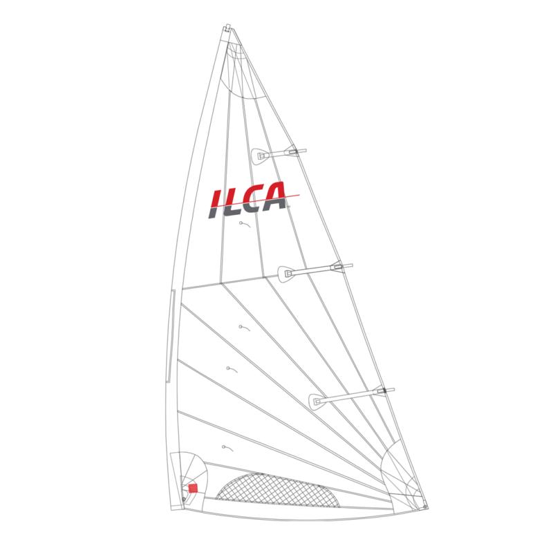 ILCA 7 Sail