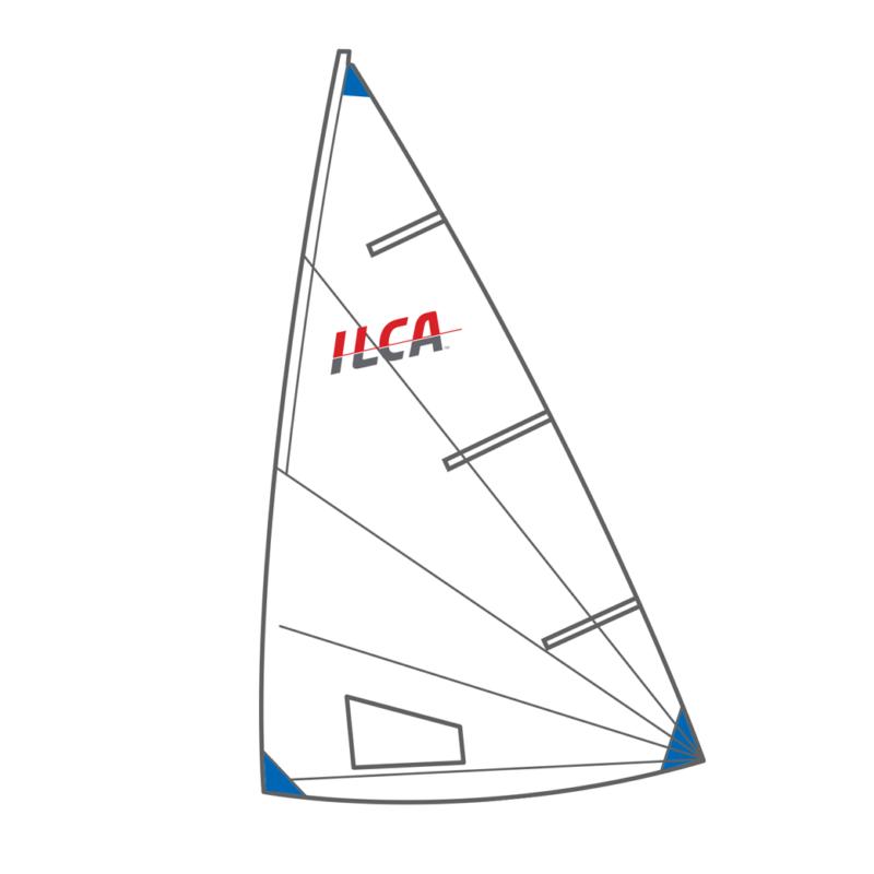 ILCA 6 Sail