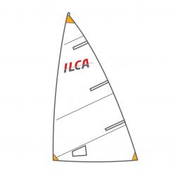 sail ILCA 4