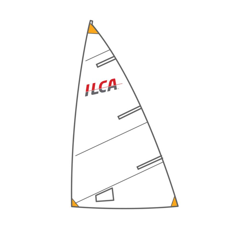 Vela ILCA 4