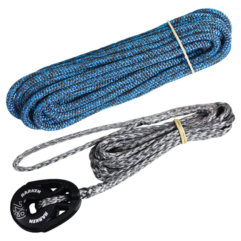 rope's system for ILCA