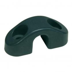 Aluminium eyelet for outhaul and traveler