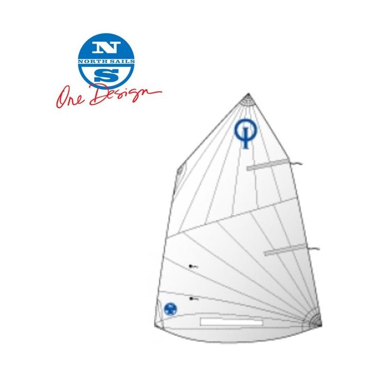 optimist sail