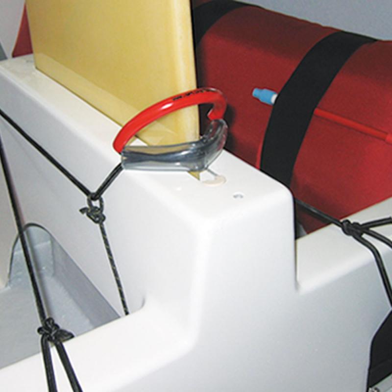 Daggerboard Elastic system
