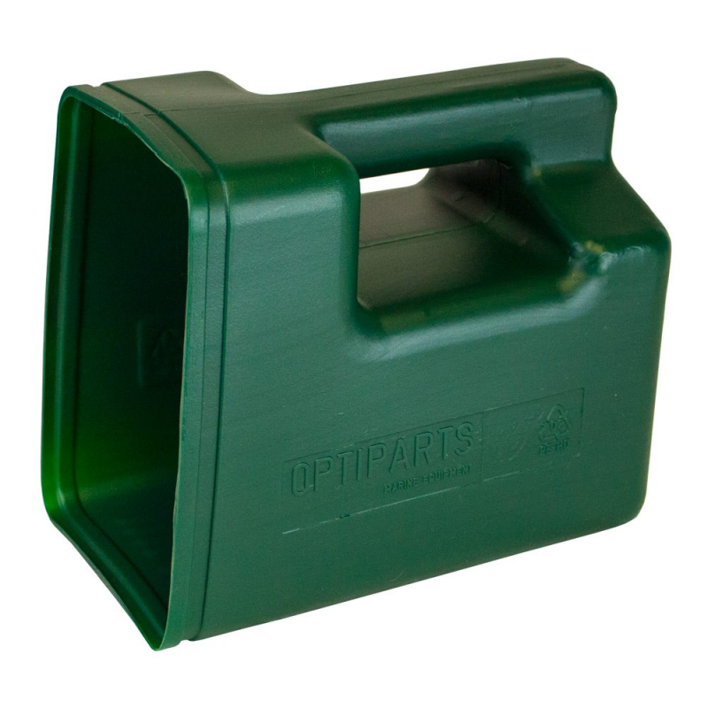 achicador verde