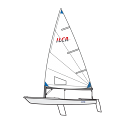 ILCA 6 (Laser® Radial)